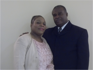 Dorcas and Roger Maurice