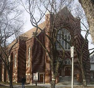 Broadway-First Baptist, Winnipeg Manitoba