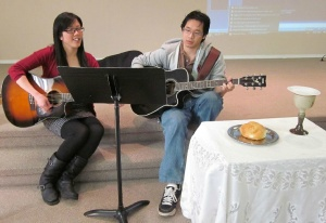 Rising Sun Christian Fellowship Worship Time