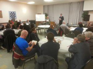 Calgary Leadership Forum, Spring 2014