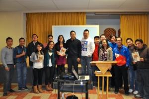GCF Calgary Leadership Training