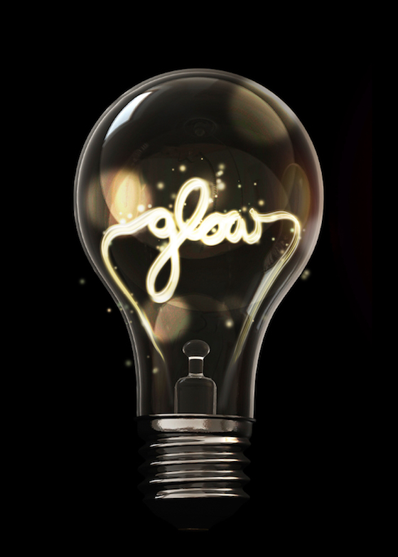 Glow lightbulb